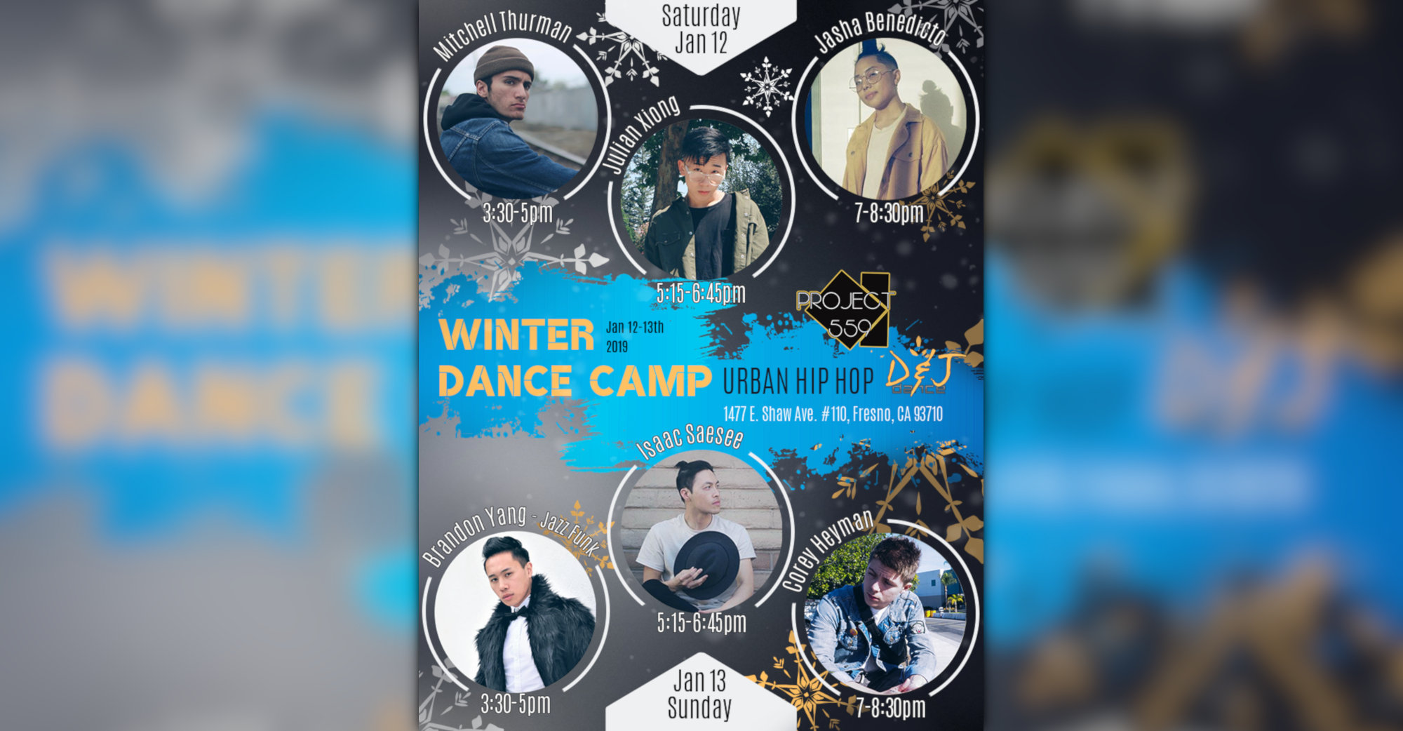 Winter Dance Camp 2019
